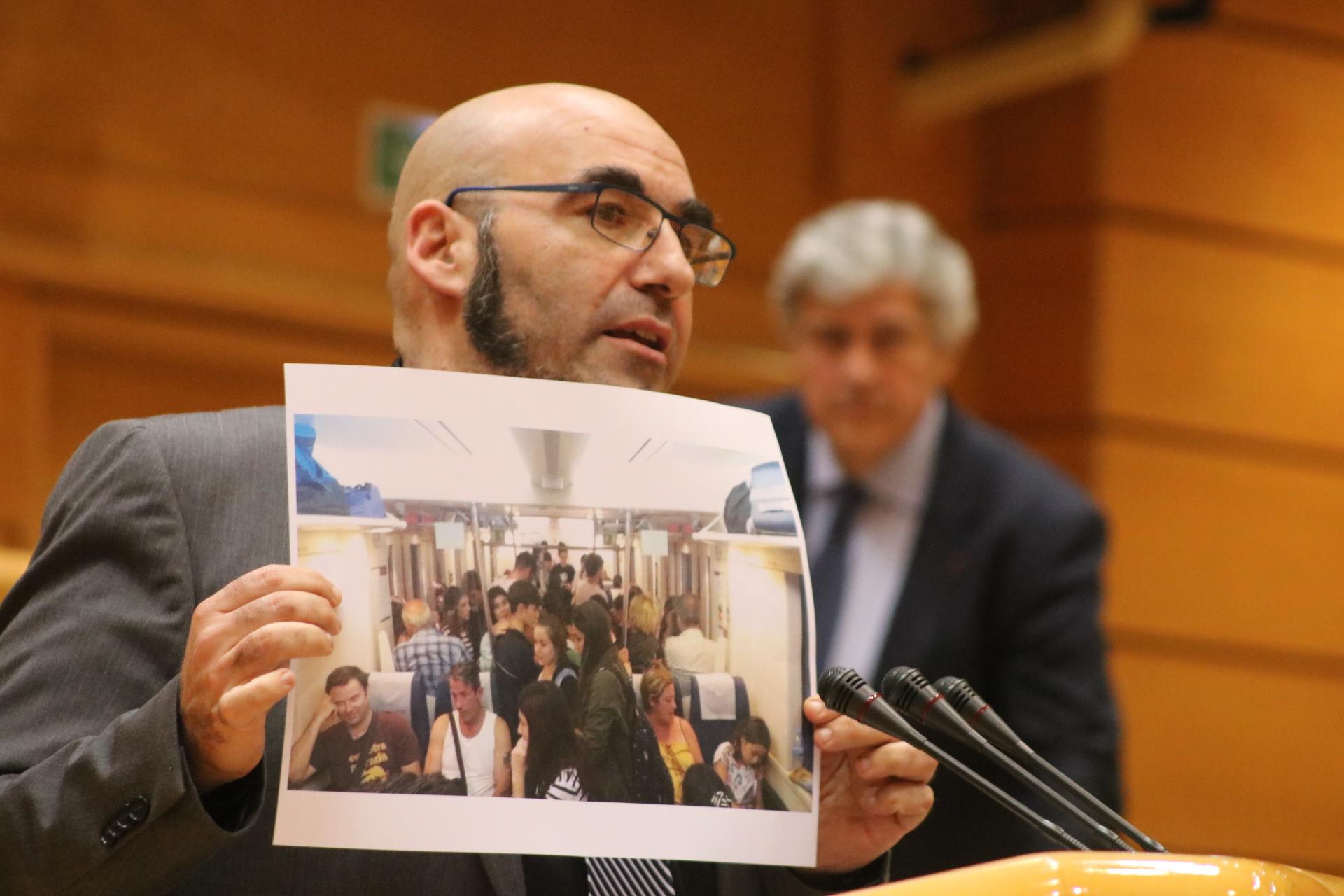 Compromís reivindicava ajustar les tarifes dels regionals entre Vinaròs i Castelló