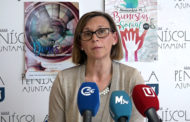 Peñíscola; roda de premsa de Benestar Social 02/11/2017