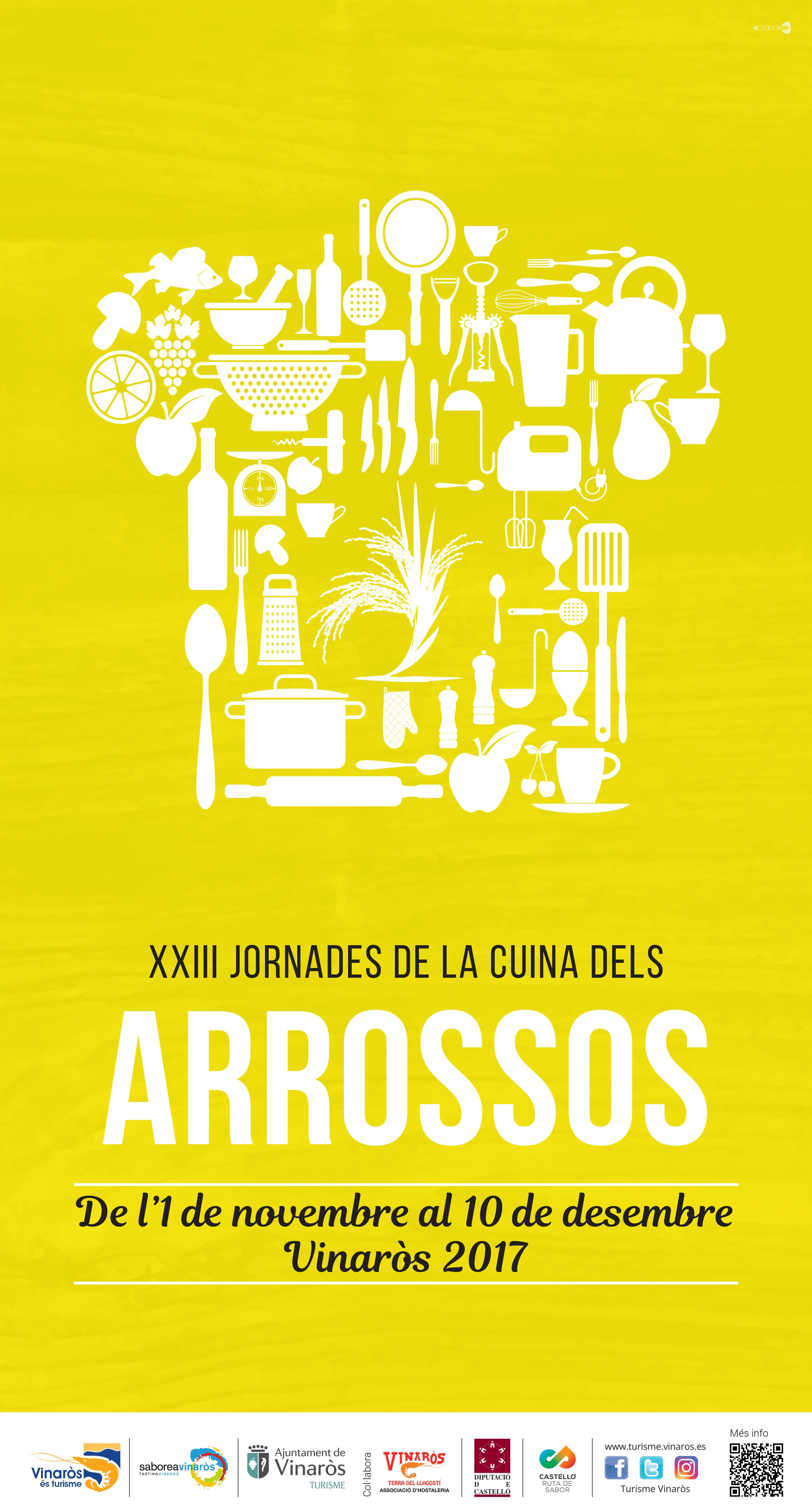 Vinaròs, 23es Jornades dels Arrossos