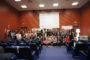 Traiguera; roda de premsa de la Taula del Sénia 16/11/2017