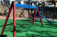Canet lo Roig renova els parcs infantils del municipi