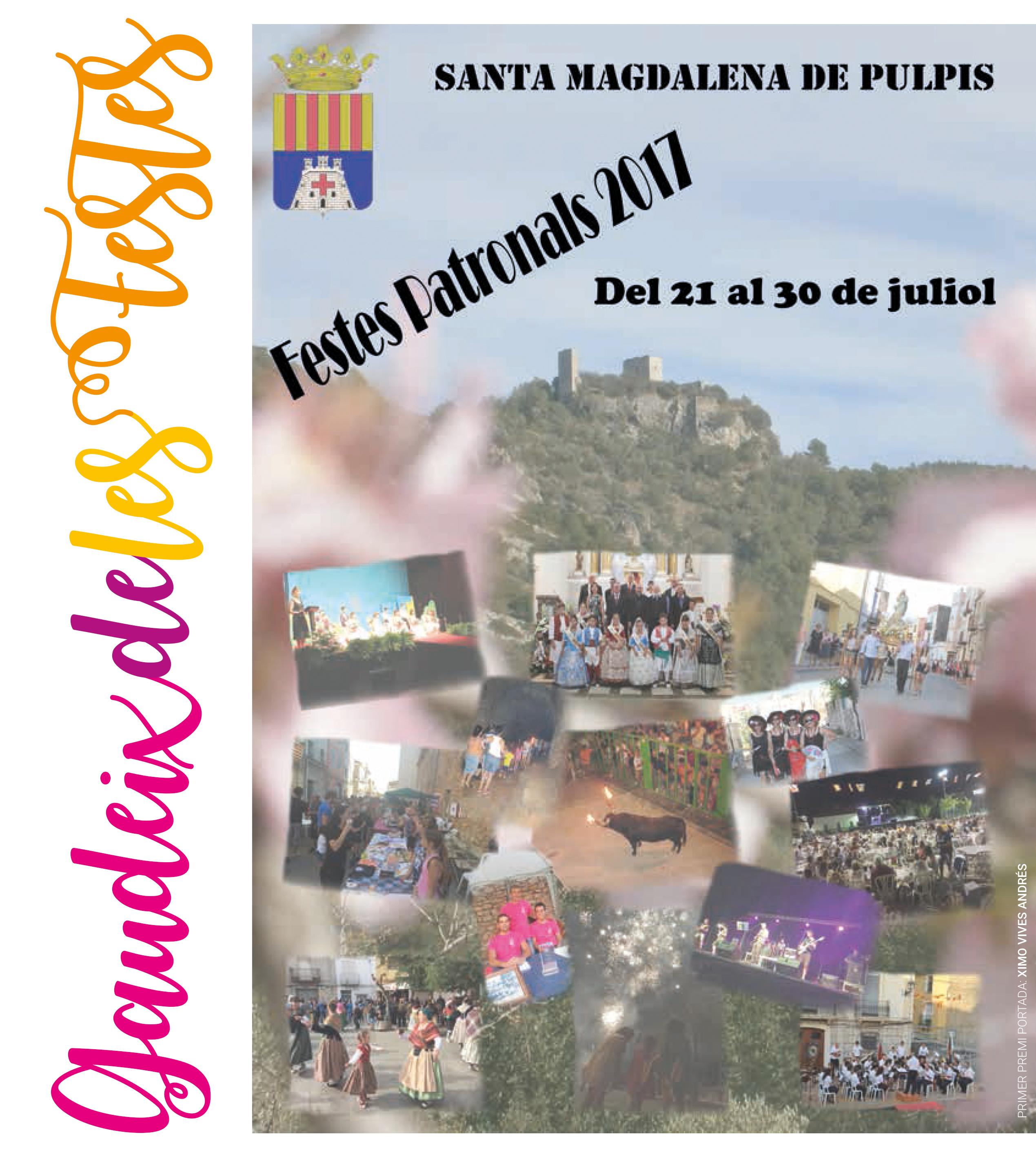 Festes Patronals de Santa Magdalena