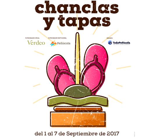 Peníscola, Chanclas i Tapas