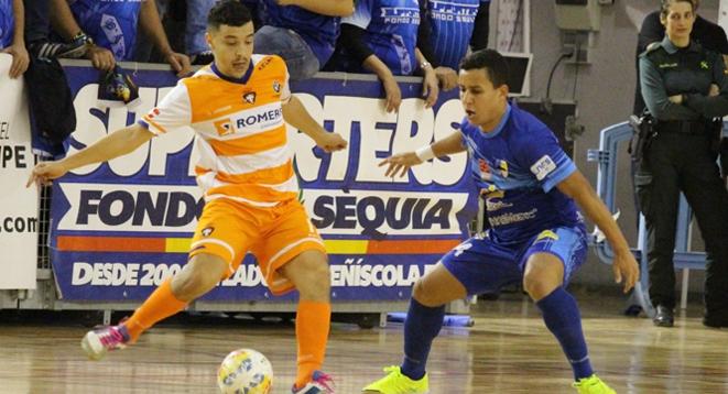 Derrota del Peníscola RehabMedi per 4 a 5 davant del Romero Cartagena