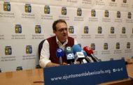 Benicarló; roda de premsa del regidor de Promoció Econòmica 13/11/2017