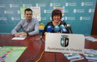 Vinaròs, sobre les inscripcions per a l'Escola de Nadal i Nadal Esportiu
