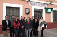 Alcalà de Xivert; el president provincial del PP valora l'impacte de l'ampliació de trens 27/12/2017