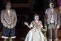 Benicarló celebra l'exaltació de la Fallera Major Nagore Andero i la seva Cort d'Honor