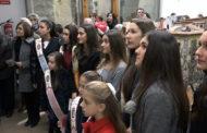 Benicarló; inauguració del Betlem Monumental a l'Edifici Gòtic 22/12/2017