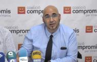 Vinaròs; roda de premsa de Compromís 01-12-2017