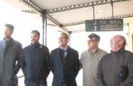 Vinaròs; Roda de premsa del PSPV-PSOE 01-12-2017