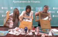Vinaròs; roda de premsa de la Regidoria de Comerç 13-12-2017