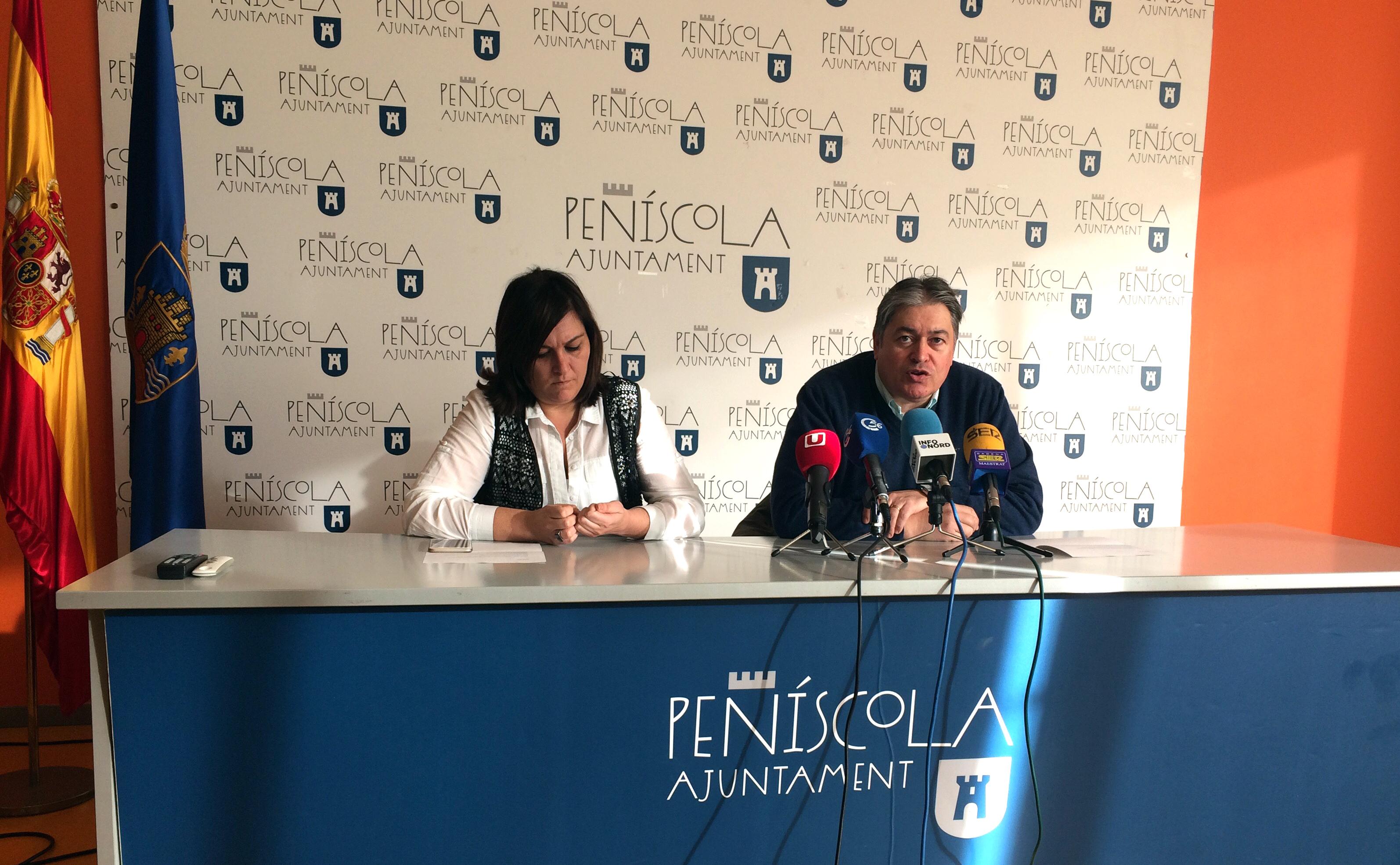 Peníscola presenta les accions promocionals que farà a Fitur