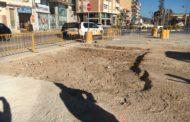 Vinaròs, Obres i Serveis millora l'accés al pàrquing de l'Avinguda Tarragona