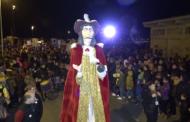 Vinaròs, comença el Carnaval 2018 amb l'arribada de Carnestoltes
