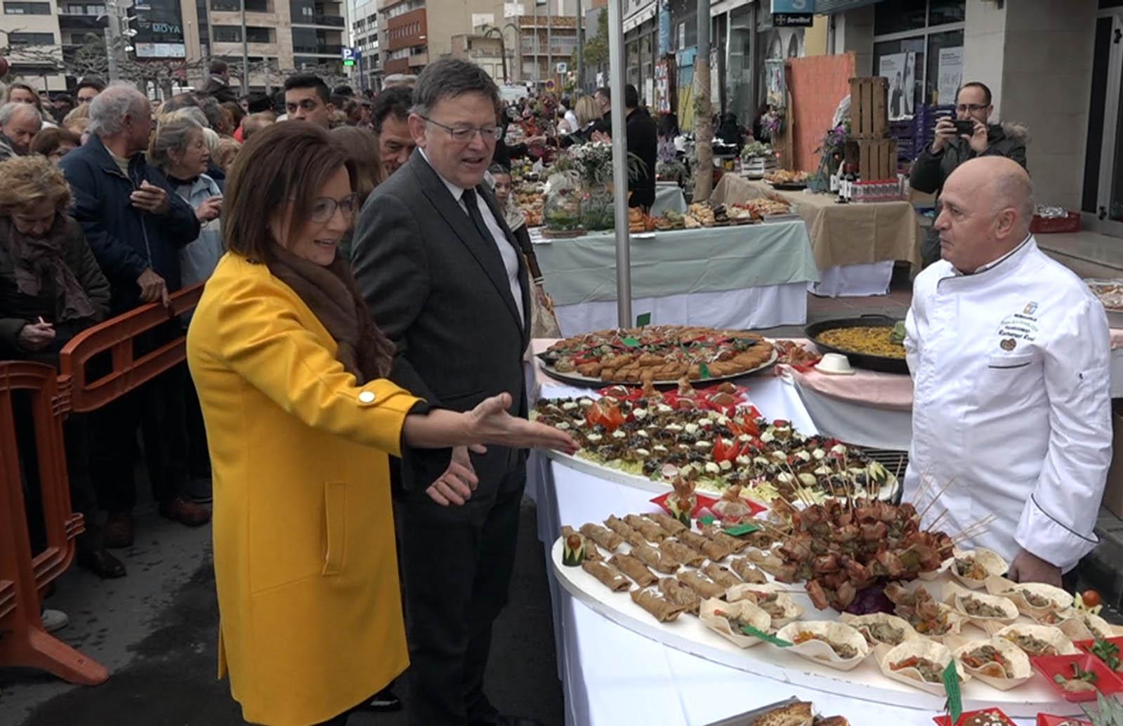 Benicarló es prepara per celebrar els actes més importants de la Festa de la Carxofa
