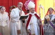 Benicarló, Missa Solemne de Sant Antoni, premis i benedicció d'animals 170118