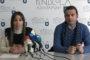 Vinaròs, la corporació municipal mostra el seu refús cap a la violència de gènere amb tres minuts de silenci