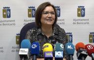 Benicarló; roda de premsa de l'alcaldessa 19/01/2018