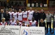 CB Benicarló s'enfrontarà aquest dissabte al líder de la categoria l'Horta Godella
