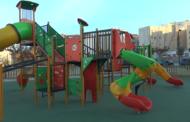 Vinaròs estrena el parc infantil de les Camaraes