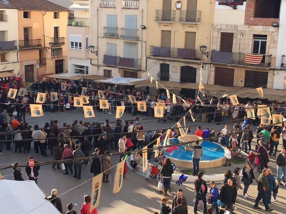 Càlig convoca el 4rt concurs per escollir el cartell anunciador de la Fira de Sant Vicent