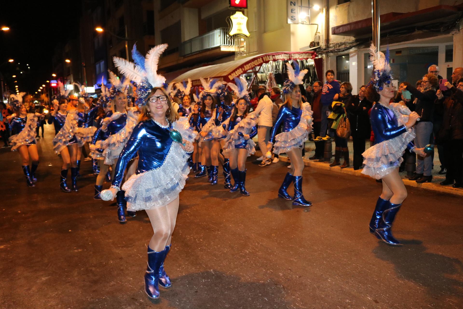Peníscola, en poques hores començarà el Carnaval 2018