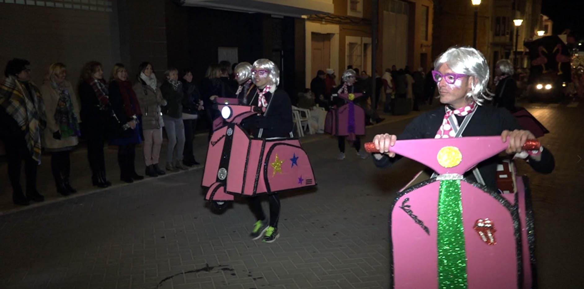 Alcalà celebra el Carnaval 2018
