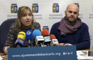 Benicarló; presentació de la programació del Dia de la Dona 28/02/2018