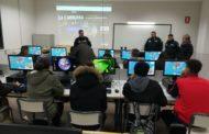 Peníscola, la Policia Local engega un Pla d'Educació Vial als col·legis i instituts