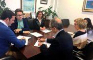 Peníscola, l'Ajuntament signa un conveni de col·laboració amb la Creu Roja