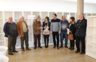 Peñíscola; visita al futur Centre d'Interpretació del Papa Luna instal.lat a la Casa de l'Aigua 16/02/2018