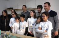 Peñíscola; visita a l'aula de robòtica de la UP després de la gran participació dels seus alumnes en la Firts Lego League 07/02/2018