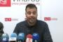 Vinaròs; roda de premsa d'Acord Ciutadà 06-02-2018