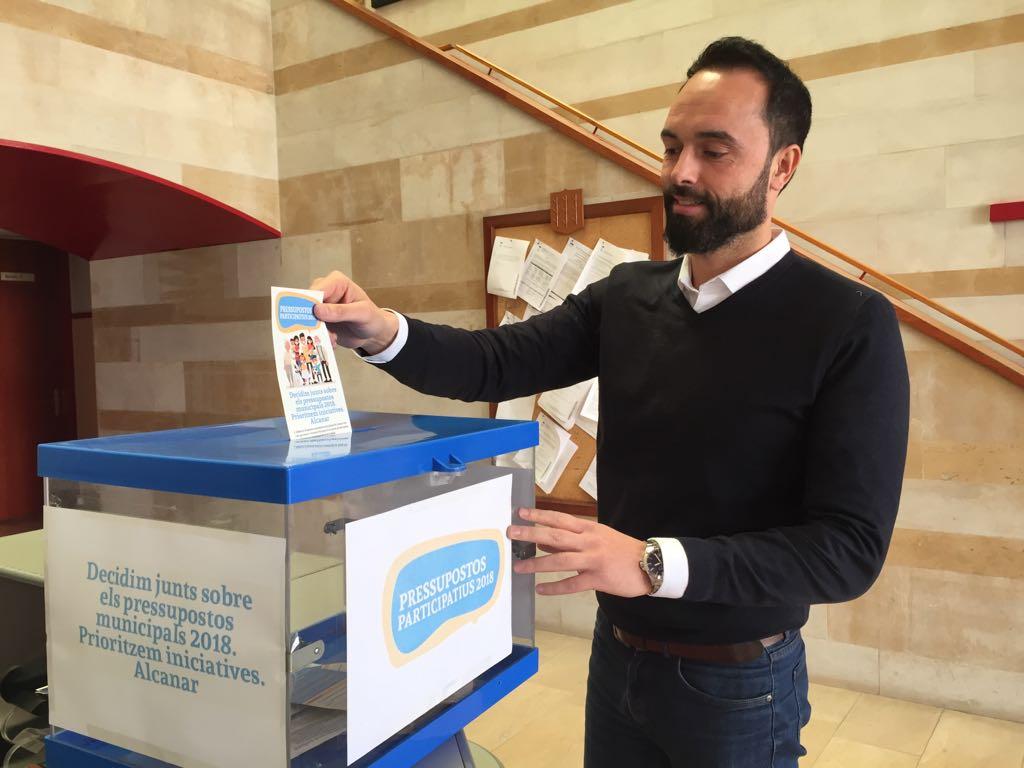 Alcanar inicia una nova campanya dels pressupostos participatius
