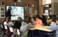 Alcalà, la Policia Local engega un cicle de xerrades de prevenció contra l'assetjament escolar