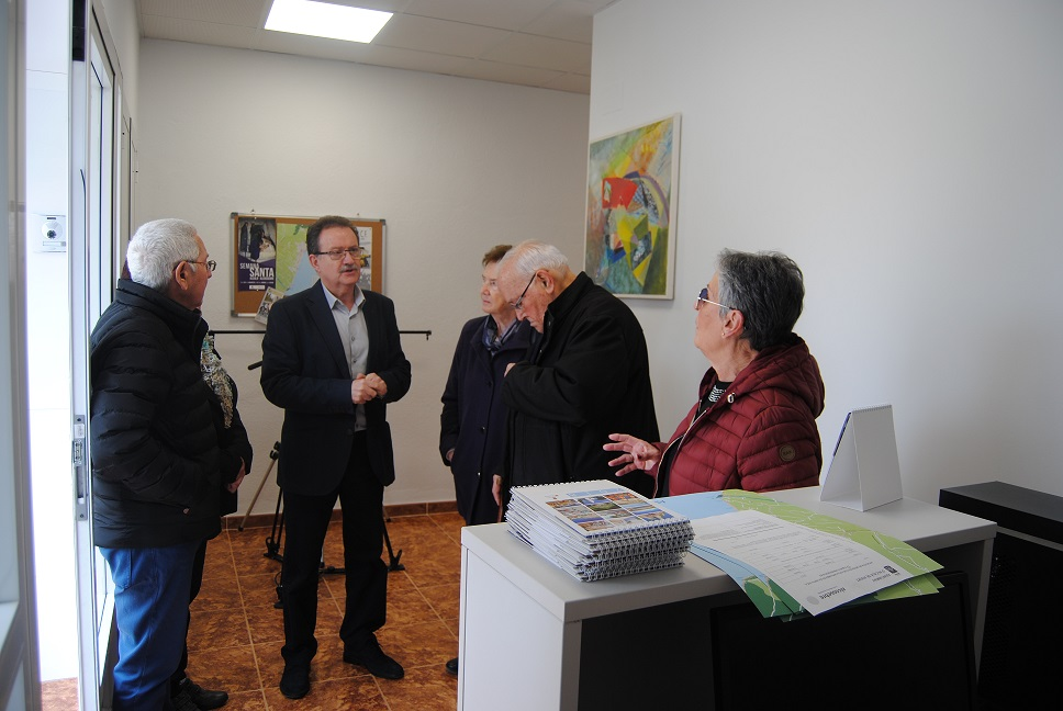 Alcalà, l'Ajuntament mostra els veïns les noves instal·lacions dels Serveis Socials Municipals d'Alcossebre