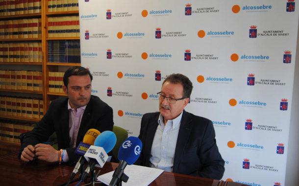 Alcalà i Peníscola demanen a la Generalitat incloure els dos municipis al projecte Via Litoral