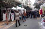 Vinaròs va celebrar diumenge una nova edició de Botigues al Carrer