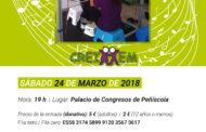 Peníscola, l'Associació Musical Verge de l'Ermitana oferirà el 24 de març un concert benèfic en favor de Creixem