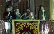 Benicarló, comencen les Falles 2018 amb la Crida des del balcó de l'Ajuntament