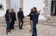 Peníscola, acaben les feines de rehabilitació del sostre de l'ermita de Sant Antoni