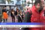 Benicarló, les Comissions falleres entreguen ninots al centre geriàtric