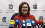 Benicarló; roda de premsa de l'alcaldessa de Benicarló 13/03/2018