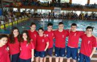 El Club Natació Vinaròs participa en el Campionat Autonòmic Infantil d'hivern