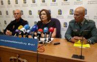 Benicarló; roda de premsa posterior a la Junta Local de Seguretat 02/03/2018