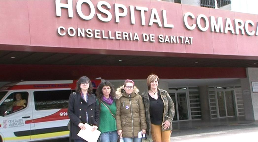 Femme Vinaròs inicia una campanya recollida de signatures per sol·licitar la reposició del personal de ginecologia