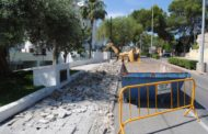 Alcalà, l'Ajuntament adequarà el carrer Rench i els vials de Les Fonts amb els romanents del 2017