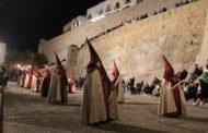 Peñíscola; tradicional Processó del Divendres Sant 30/03/2018