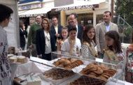 Alcossebre; Inauguració de la I Fira Gastronòmica Alcossebre-Castelló Ruta de Sabor 28-04-2018